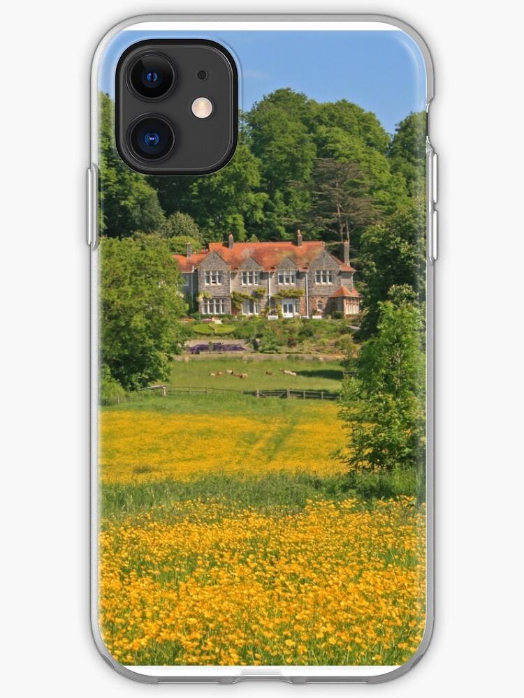 Buttercups iphone case