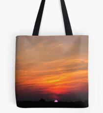 *JULY SUNSET* Tote Bag