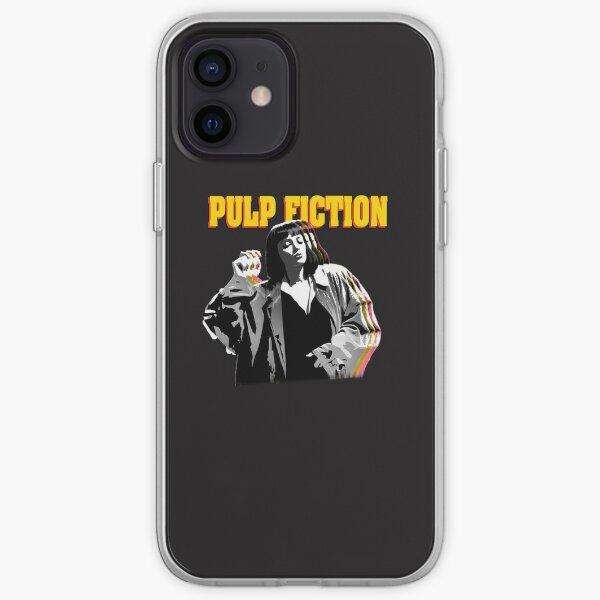 PULP FICTION  iPhone Soft Case