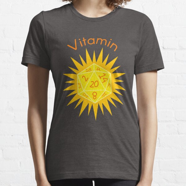 Vitamin D Essential T-Shirt