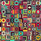 'Cuzco' Pattern by russfussuk
