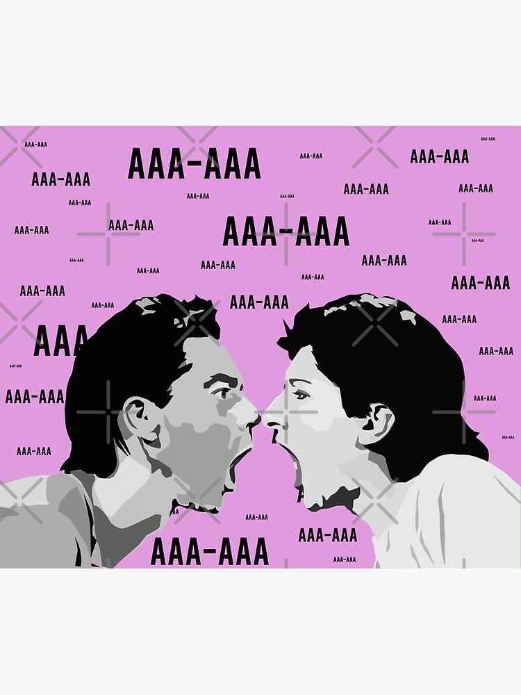 Marina & Ulay (AAA-AAA) by mayerarts