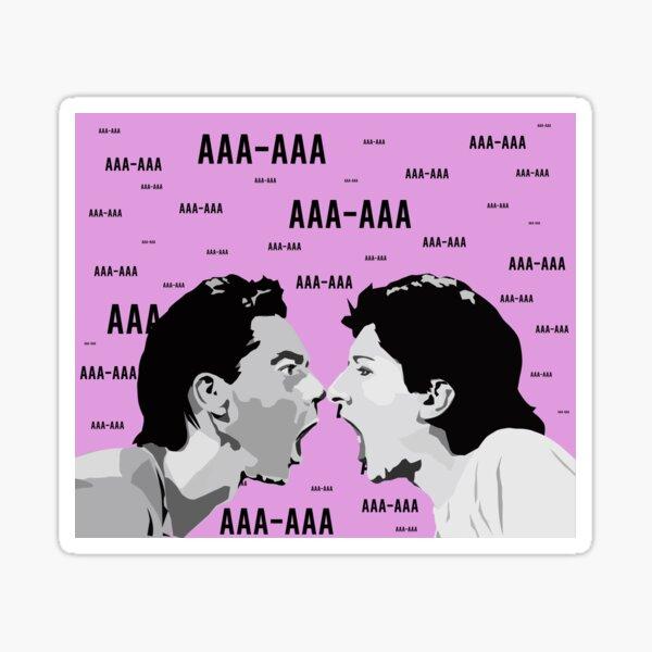 Marina & Ulay (AAA-AAA) Sticker