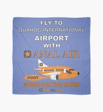 Fly to Quahog International Airport wth Anal Air Scarf