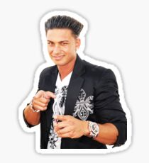 Pauly D Jersey Shore  Sticker