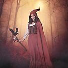 Little Red Witch by Maria Murphy