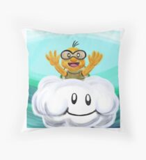 Lakitu Throw Pillow