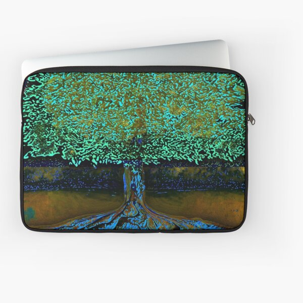 Tree of Life Peace and Calmness Laptop Sleeve