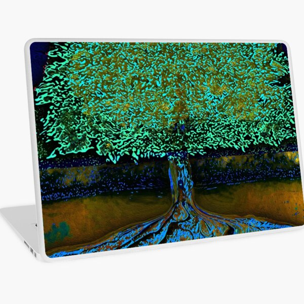 Tree of Life Peace and Calmness Laptop Skin
