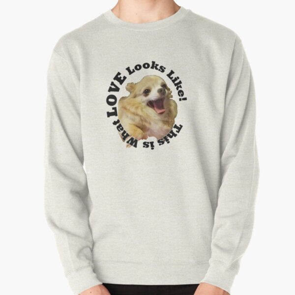 CHIHUAHUA Dog Love Hoody Sweatshirt