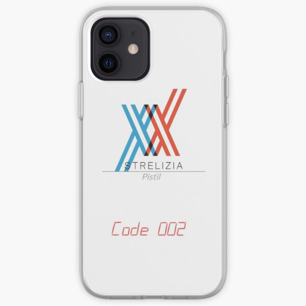 Darling in the FranXX - Code 002 Zero Two Design iPhone Soft Case
