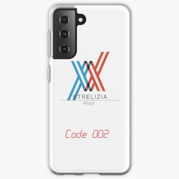 Darling in the FranXX - Code 002 Zero Two Design Samsung Galaxy Soft Case