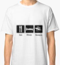 Eat, Sleep, Escape - Dead By Daylight Classic T-Shirt