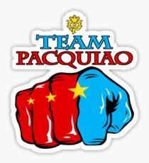 Manny 8 Sticker