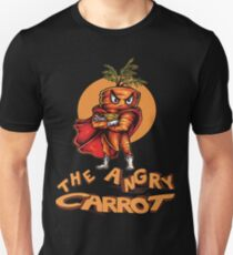 The Angry Carrot / Foodietoon Unisex T-Shirt