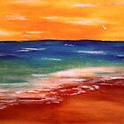 SWEET COLORS OF MAUI  by WhiteDove Studio kj gordon