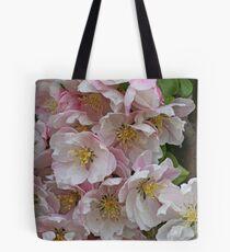Crabapple Blooms 3 052018 Tote Bag