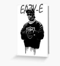 EASY-E 3 Greeting Card