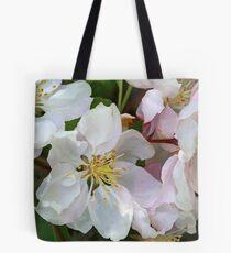 Crabapple Blooms 11 052018 Tote Bag