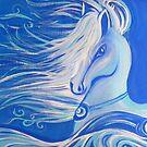 Wild Horse by aveela