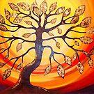 Wisdom Tree by aveela