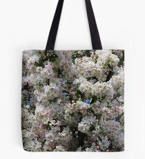 Flowering Crabapple 10 052018 Tote Bag