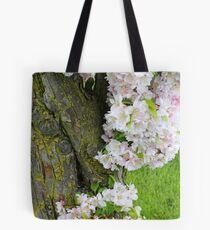 Flowering Crabapple 052018 Tote Bag