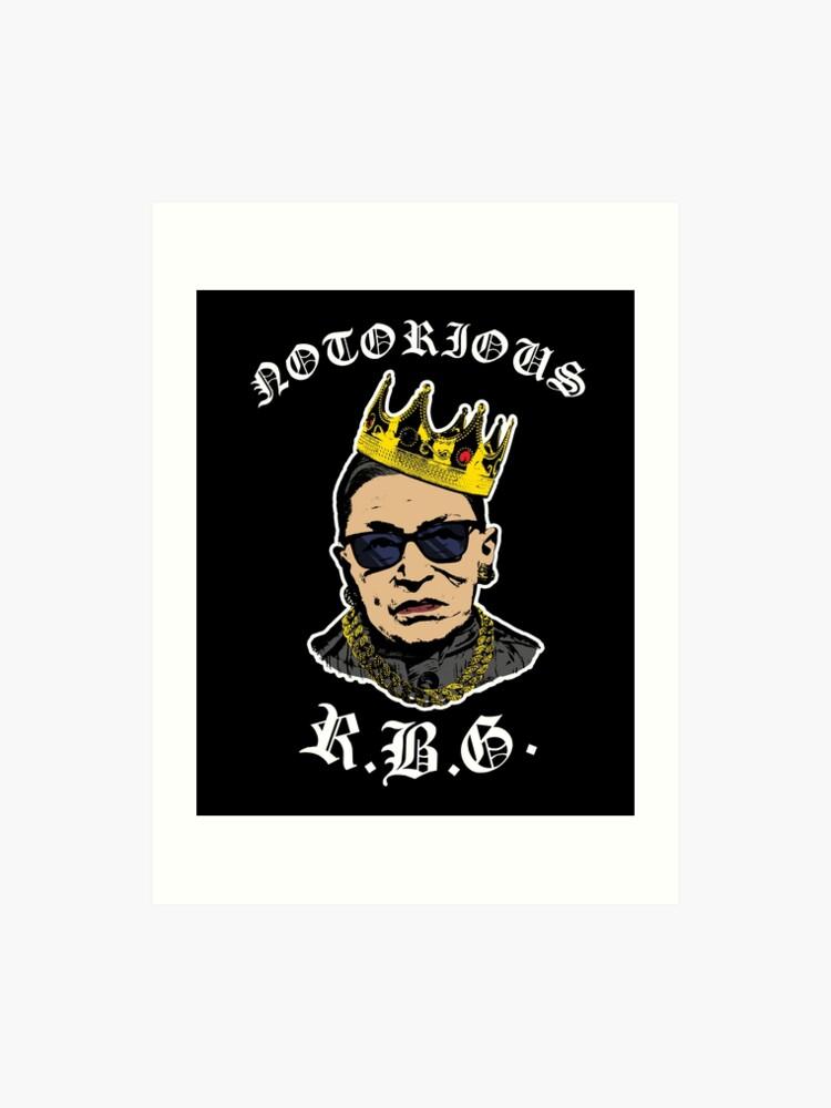 576b4dc557ea Notorious RBG Tshirt Funny Ruth Bader Ginsburg T Shirt