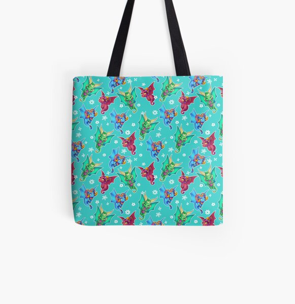 Whelplings All Over Print Tote Bag