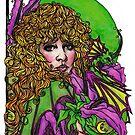 Dragon Lady by Lynette K.