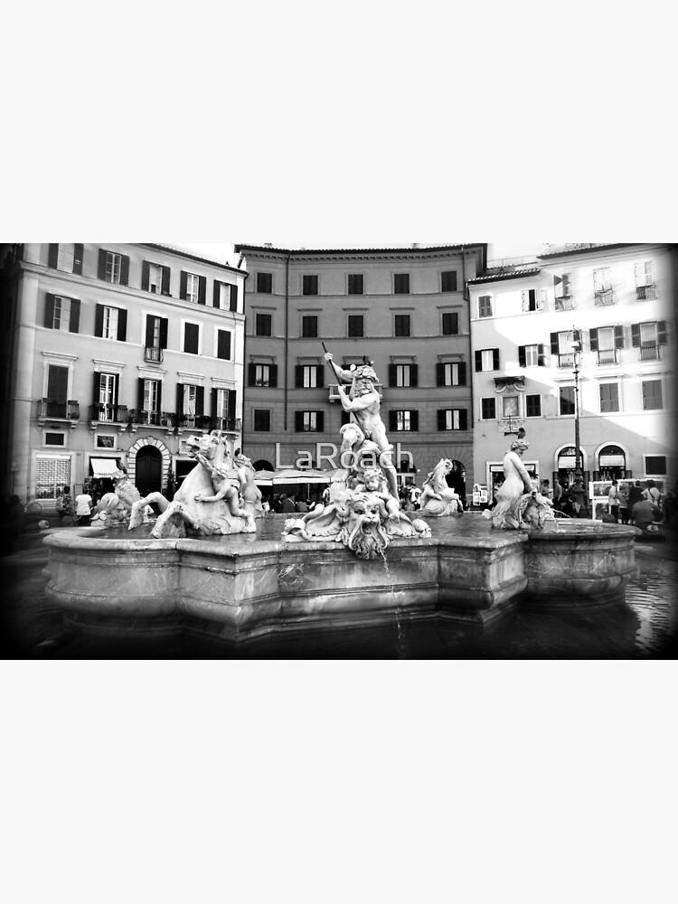 Piazza Navona, Rome by LaRoach