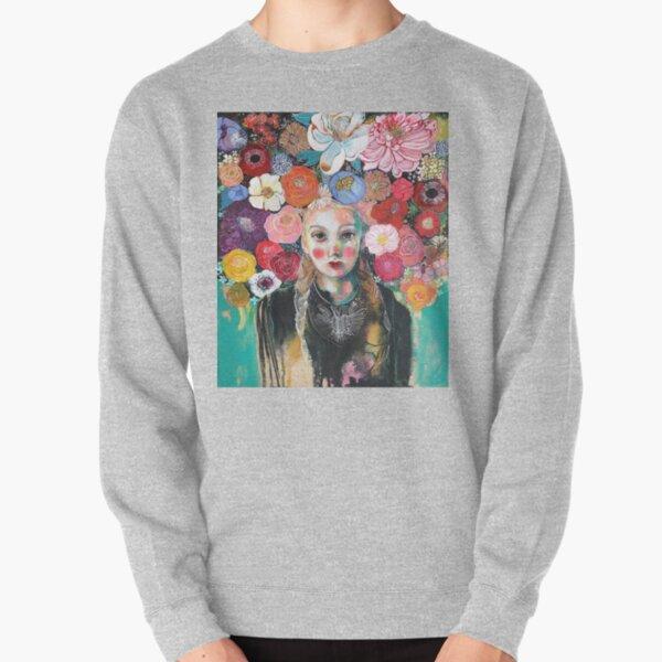 Discover Your Own Genius Pullover Sweatshirt