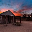 The Old Moxans Hut by David  Hibberd