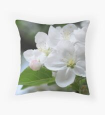 WEDDING TREE -V-  Throw Pillow