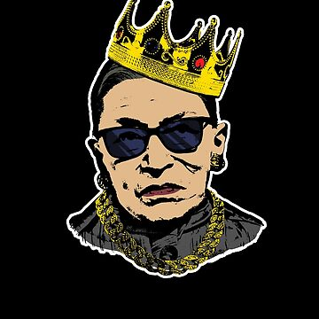 Notorious RBG Funny Shirt Ruth Bader Ginsburg T Shirt by Clort