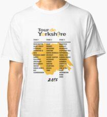 Tour de Yorkshire 2015 Tour Classic T-Shirt