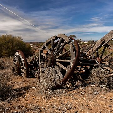 Succumbed to the ravages of time. by Davo1812