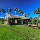 Maui Hawaii, Hana Old Church by photosbyflood