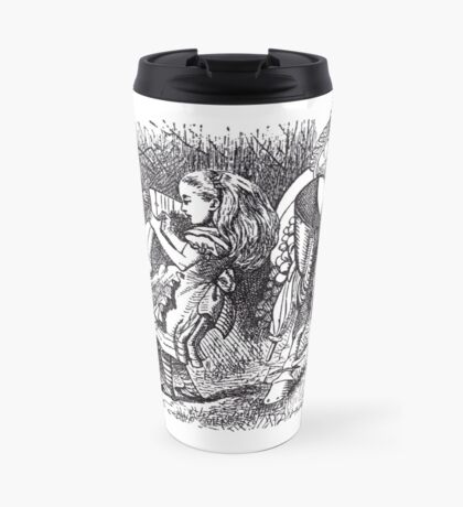 In the Ditch Travel Mug