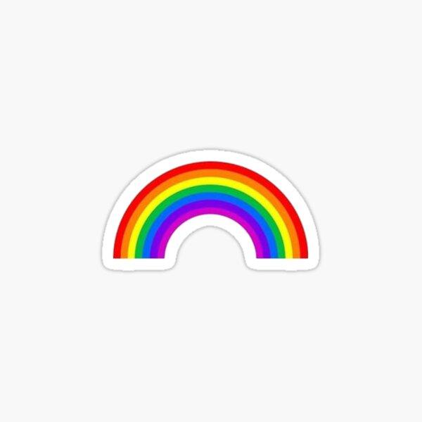 little rainbow Sticker