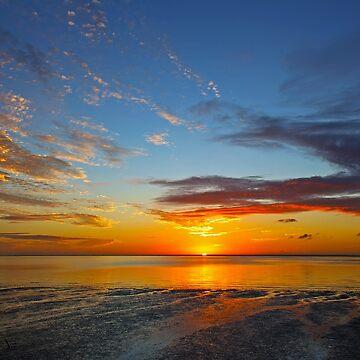 Summer sunrise by CarlaSophia