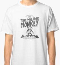 The three-headed monkey Classic T-Shirt