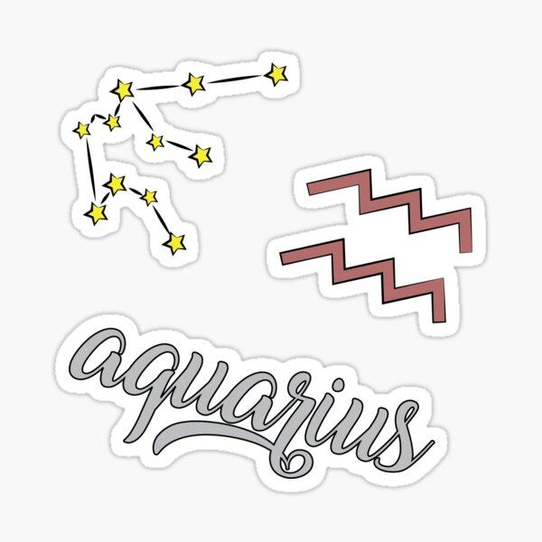 Aquaris Sticker