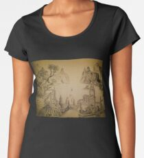 Into the West Women's Premium T-Shirt