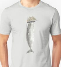 Revenge of The Whale  Unisex T-Shirt