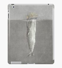 Revenge of The Whale  iPad Case/Skin