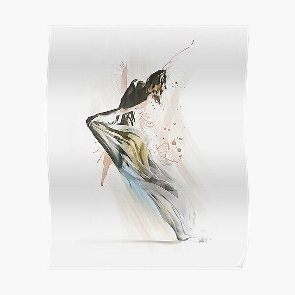 Drift Contemporary Dance Poster