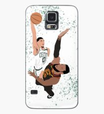 Jayson Tatum dunk on LeBron James Case/Skin for Samsung Galaxy