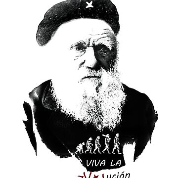 Viva la evolucion by strepho