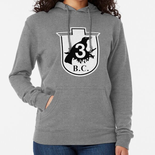 BC Hwy 3 Crowsnest Highway | Highway Shield Sign Lightweight Hoodie